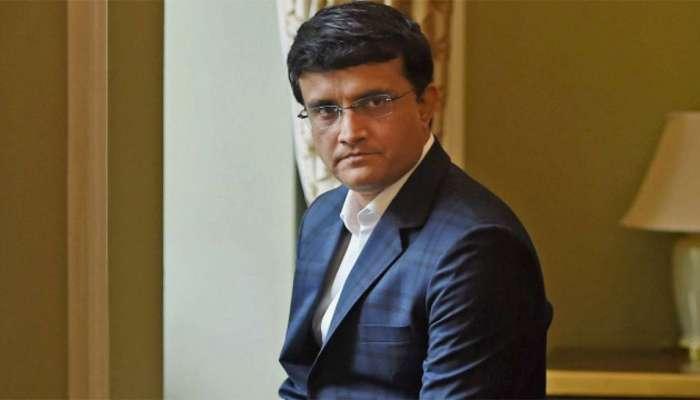 'नजिकच्या भविष्यात भारतात क्रिकेट नाही', गांगुलीचं मोठं वक्तव्य