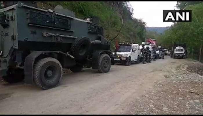 काश्मीरमध्ये भारतीय लष्कराकडून चार दहशतवाद्यांना कंठस्नान