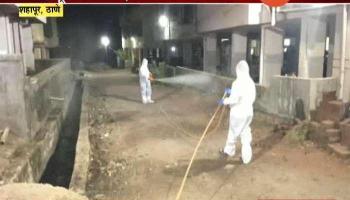 Thane Sahapur Five New Corona Patients Found