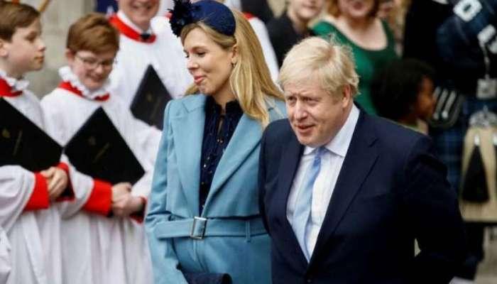 Coronavirus : असे बचावले ब्रिटनचे पंतप्रधान, त्यांच्या नवजात मुलाशी आहे कोरोनाचं खास कनेक्शन