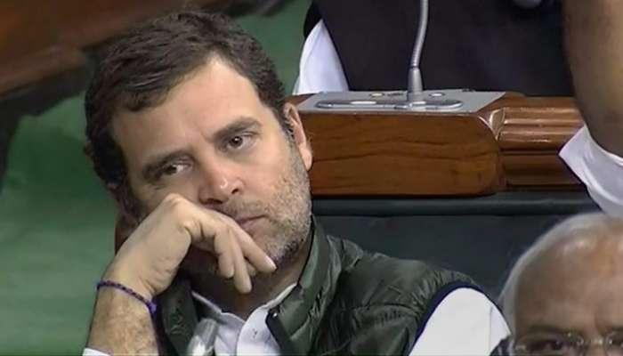 राहुल गांधींसाठी केलेलं 'ते' ट्विट भाजपकडून डिलीट