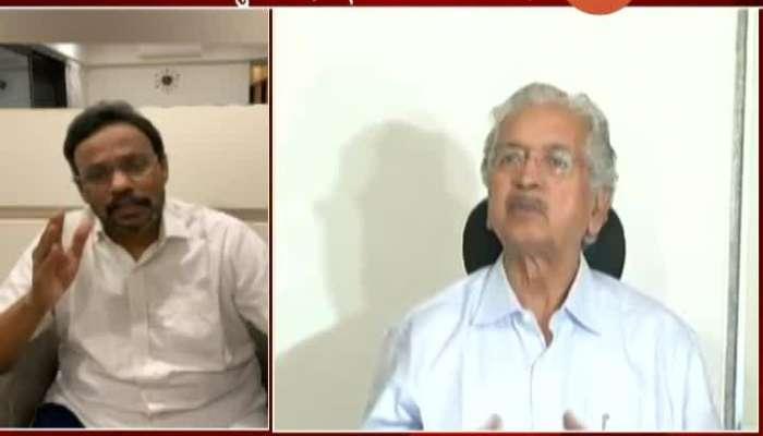 BJP Leader Vinod Tawade On Shubash Desai Remarks On Devendra Fadnavis