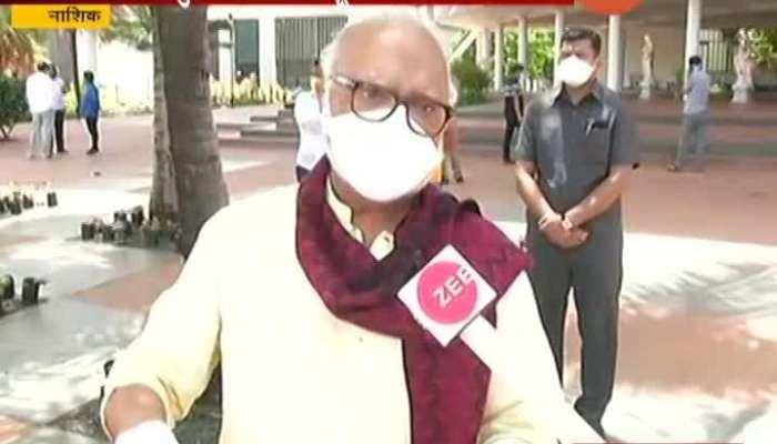Nashik Gurdian Minister Chhagan Bhujbal On Students Came From Rajasthan And Punjab