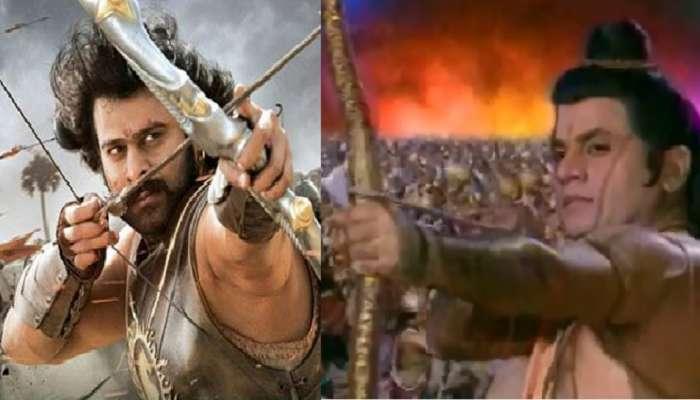 'बाहुबली'च्या दिग्दर्शकाकडे प्रेक्षकांकडून 'रामायण' वर सिनेमा बनवण्याची मागणी