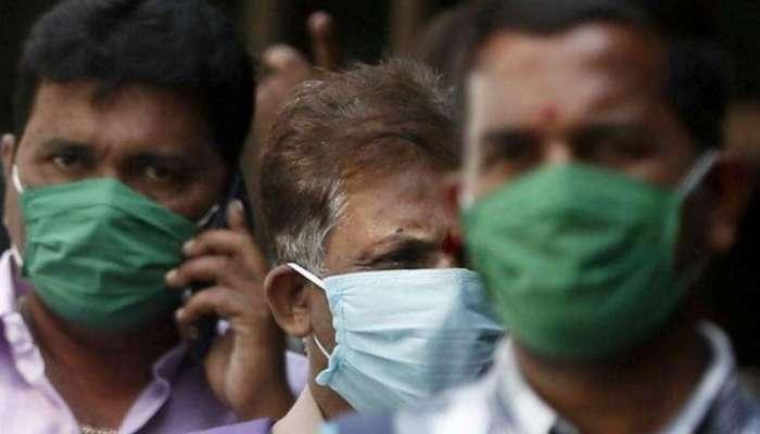 धोका वाढला! महाराष्ट्रात दिवसभरात एक हजारापेक्षा अधिक कोरोना रुग्ण