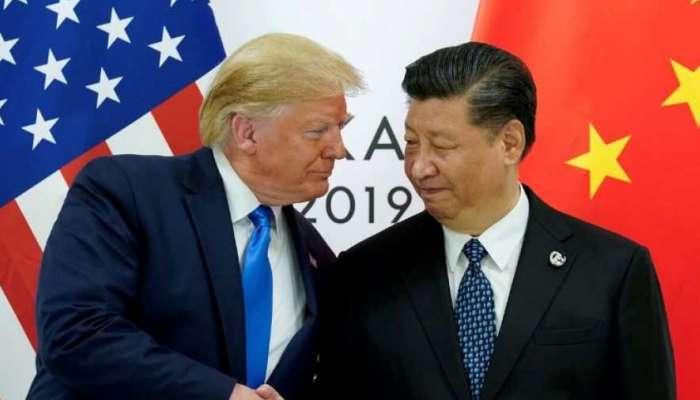 संबंध तोडण्याच्या अमेरिकेच्या धमकीला चीनचं प्रत्युत्तर