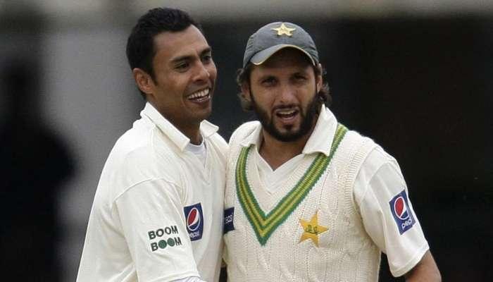 आफ्रिदीने माझ्यासोबत नेहमी भेदभाव केला, पाकिस्तानच्या माजी क्रिकेटपटूची खंत