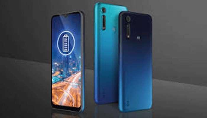 परवडणाऱ्या किंमतीत MOTO G8 स्मार्टफोन लॉन्च; जाणून घ्या काय आहेत फिचर्स