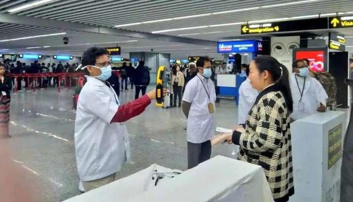 चीनमध्ये पुन्हा कोरोनाचा कहर, एका दिवसात एवढया लोकांना कोरोनाची लागण
