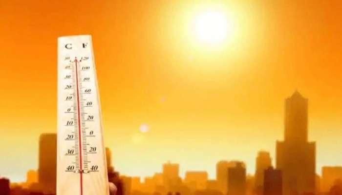 राज्यातील 'या' शहरांत भीषण उष्णतेचा धोका; हवामान विभागाकडून रेड अलर्ट जारी