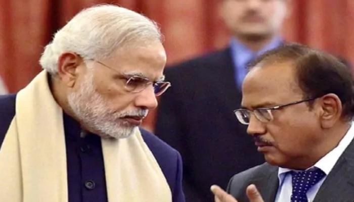 भारत- चीन तणाव: पंतप्रधान मोदी- अजित डोवाल यांच्या बैठकीत नेमकी कोणती चर्चा?
