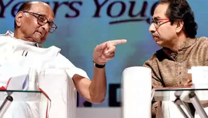 मुख्यमंत्री-शरद पवारांमध्ये एकाच आठवड्यात दुसरी बैठक, या मुद्दयांवर चर्चा