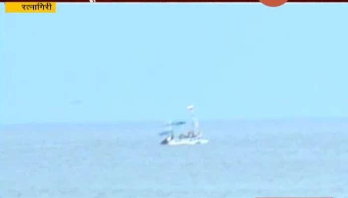 Ratnagiri 100 Boat Still Fishing In Sea Avoid Cyclone Alert