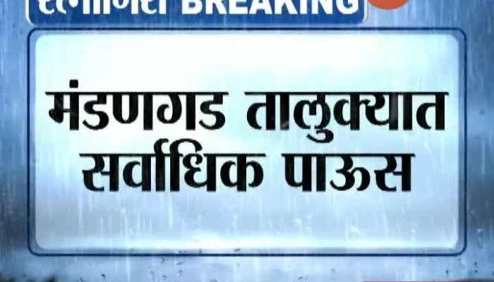 Ratnagiri Heavy Rain Update