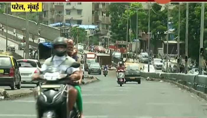 Mumbai Parel Traffic Rising And Shops Begin Again To Open In Unlockdown