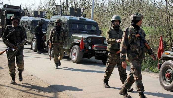 शोपियाँमध्ये पुन्हा चकमक; पाच दहशतवाद्यांना कंठस्नान