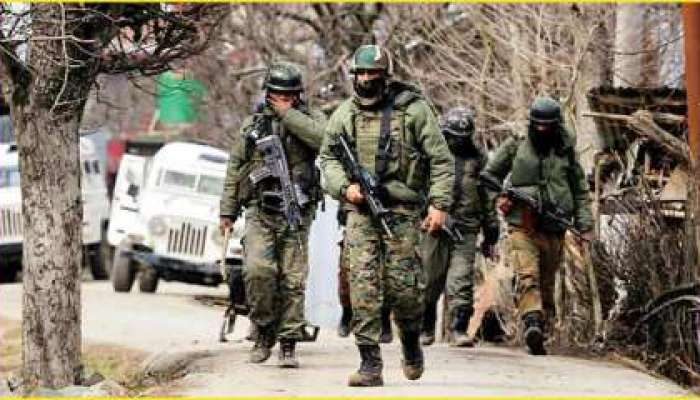 लॉकडाऊन काळात सुरक्षा दलांकडून तब्बल 'इतक्या' दहशतवाद्यांच्या खात्मा