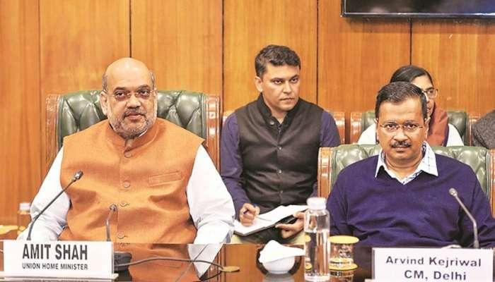 दिल्लीत कोरोनाची वाढती चिंता, गृहमंत्र्यांनी बोलावली बैठक