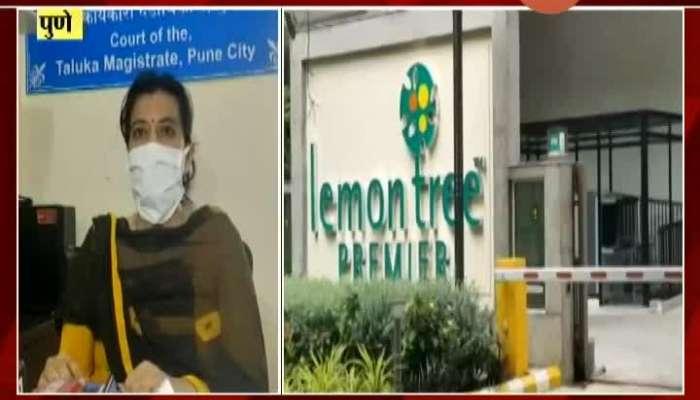Pune Tehsildar On Hotel Bills In Crore Pending For Doctors And Nurse Stay In Hotel In Corona
