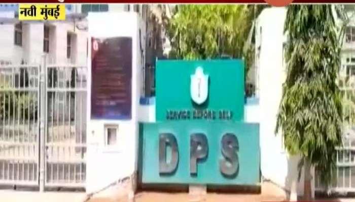 Navi Mumbai School Demanding Fees From Parents In Lockdown