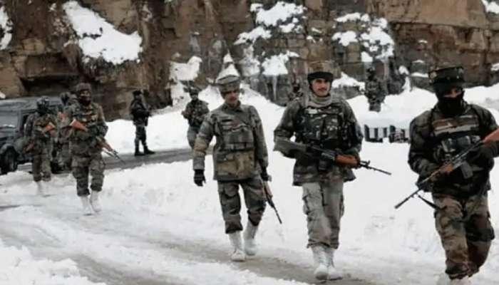ladakh Clash : रात्री झालेल्या हिंसक झडपेत काही सैनिक नदी, खोऱ्यात पडून शहीद