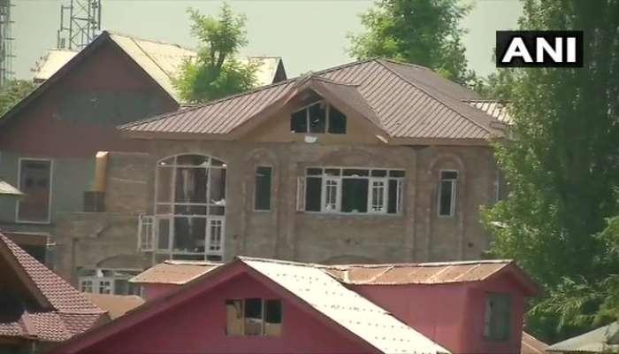 जम्मू-काश्मीरमध्ये ३ दहशतवाद्यांचा खात्मा, सर्च ऑपरेशन सुरु