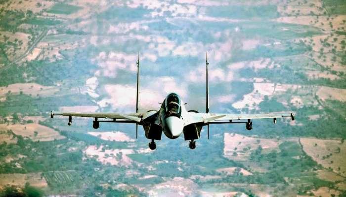indiavschina : तणावग्रस्त परिस्थितीमुळं हवाई दलाला 'हे' महत्त्वाचे आदेश