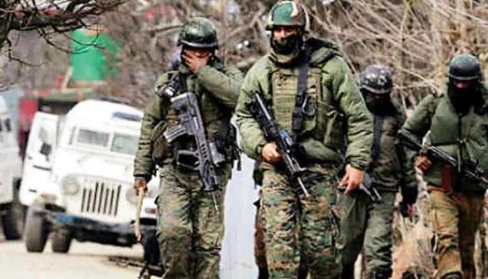 जम्मू-काश्मीर : सोपोरमध्ये दोन दहशतवाद्यांचा खात्मा