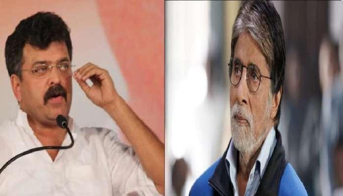 अमिताभ बच्चन, अक्षय कुमार आता गप्प का; आव्हाडांचा खोचक सवाल