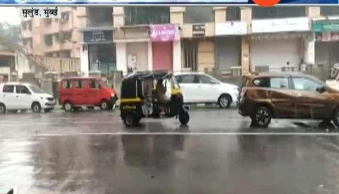 Monsoon Alert Thane Navi Mumbai And Kalyan Rainfall