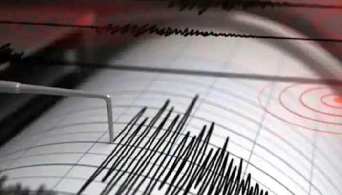 लडाख : कारगिलमध्ये भूकंपाचे धक्के