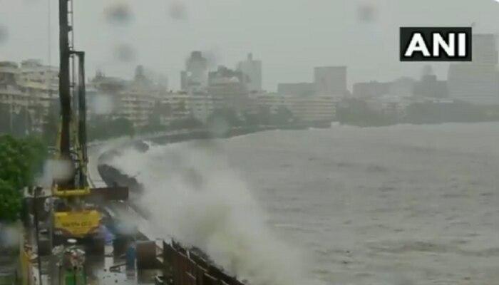पहिल्याच पावसात मुंबईची झाली तुंबई