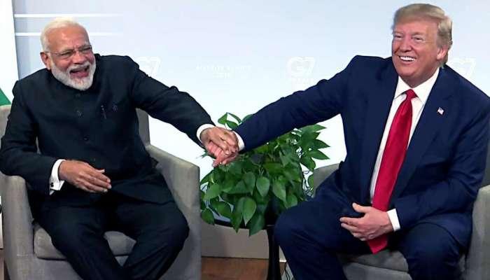 PM मोदींच्या अमेरिकेला स्वातंत्र्य दिनाच्या शुभेच्छा, ट्रम्प म्हणाले, America loves India!