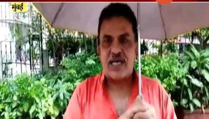Mumbai Congress Leader Sanjay Nirupam Reguest To Stop Sachin Pilot From Leaving Congress Party.