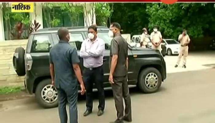 Nashik Health Minister Rajesh Tope With Sharad Pawar Presence Meeting Begins On Corona Pandemic