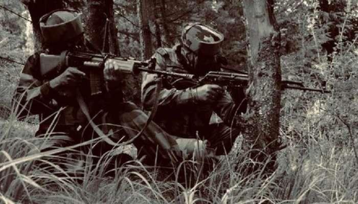 जम्मू-काश्मीर : श्रीनगरच्या सीमेवर सुरक्षा दलाने दोन दहशतवाद्यांना केले ठार