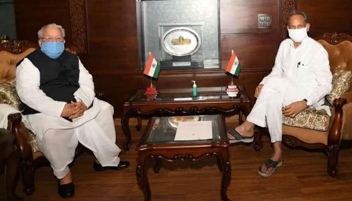 राजस्थान : राज्यपाल विधानसभा सत्र बोलवण्यास तयार पण..