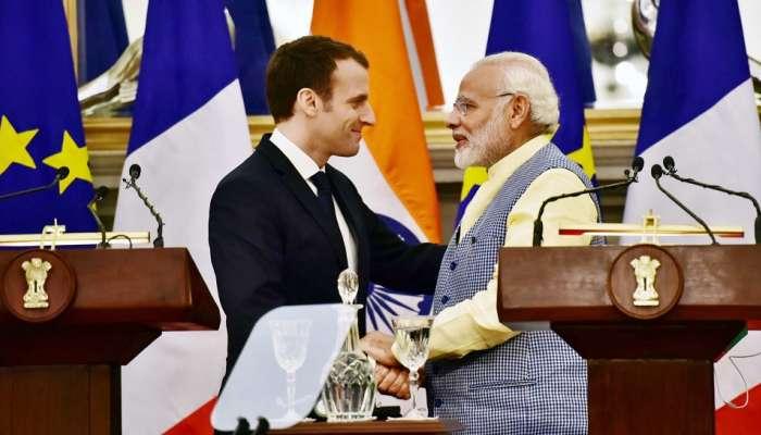 कोरोना विरुद्ध लढण्यासाठी फ्रान्सची भारताला व्हेंटिलेटर आणि किट्सची मोठी मदत