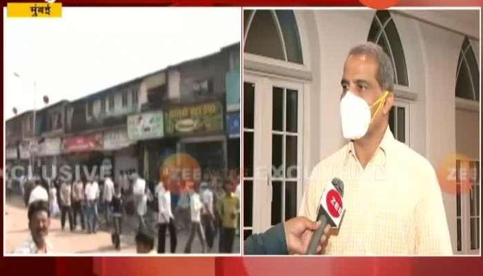 Mumbai Additional Muncipal Commissioner Suresh Kakani On Coronavirus And Antibodies