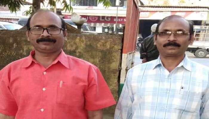 पोलीस दलातल्या २ जुळ्या भावांचा कोरोनामुळे मृत्यू