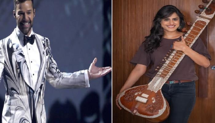 Exclusive : रिकी मार्टीनच्या गाण्यासाठी मराठमोळ्या नेहा महाजनचं सतारवादन
