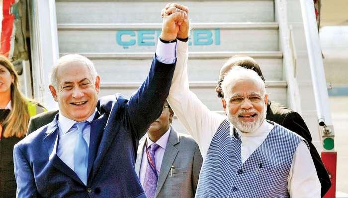 इस्राईलकडून भारताला खास अंदाजात फ्रेंडशिप डेच्या शुभेच्छा