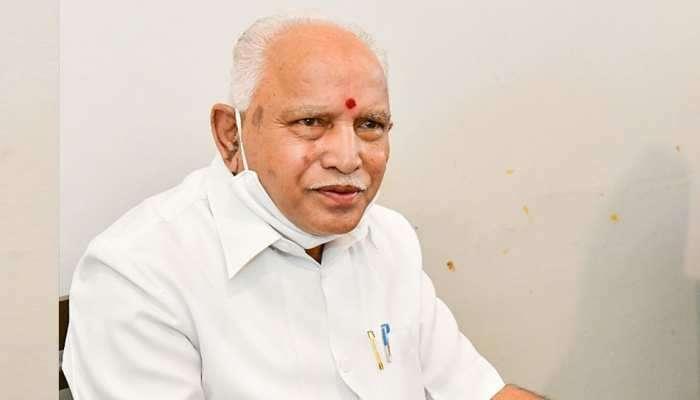 कर्नाटकचे मुख्यमंत्री बी.एस येडियुरप्पा कोरोना पॉझिटिव्ह