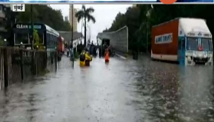 Mumbai BJP Leader Ashish Shelar On Water Logging