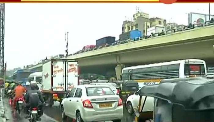 Mumbai Western Railway Disrupted