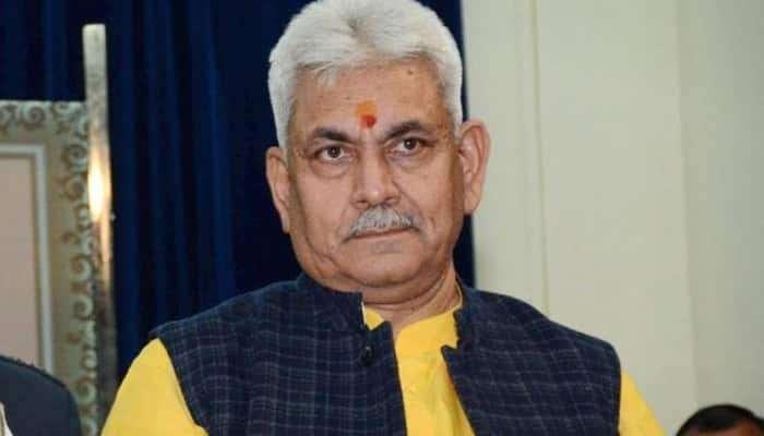 मनोज सिन्हा जम्मू-काश्मीरचे नवे उपराज्यपाल, जीसी मुर्मू यांचा राजीनामा मंजूर