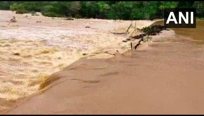 नेत्रावती नदीच्या पाणी पातळीत वाढ; कर्नाटकात मुसळधार पावसाचा अंदाज
