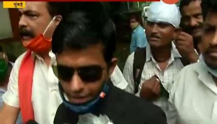 Bihar SP Vinay Tiwari On Submitting Report To CBI On SSR Case