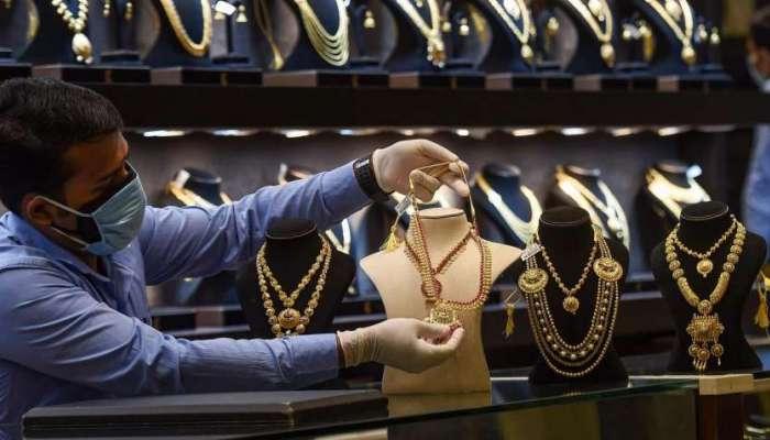 Gold Rate: ऐन सणासुदीच्या दिवसांत सोन्याच्या दरांनी पुन्हा गाठला उच्चांक
