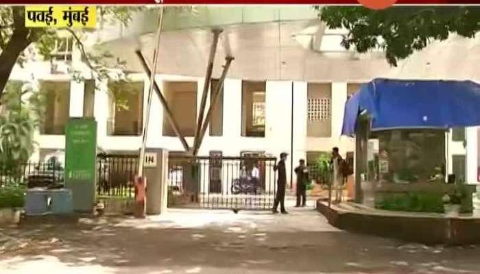 Mumbai Air India Pilot Deepak Vasant Sathe Death Update Fron His Residentail Area